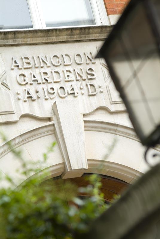 Abingdon gardens